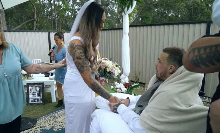 Dramat panny młodej. Poślubiła znanego sportowca, na drugi dzień musiała go na zawsze pożegnać