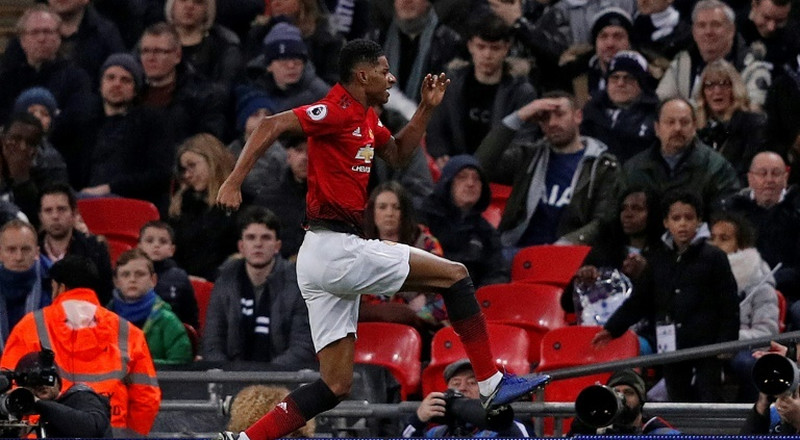 5 things we learnt as United beat Tottenham 1-0 at Wembley