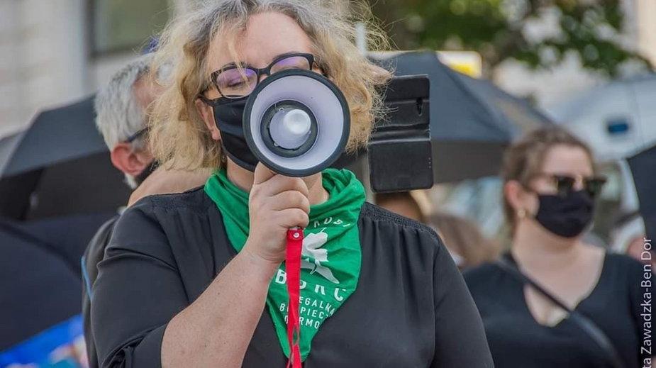 O legalną aborcję będzie walczył m.in. Ogólnopolski Strajk Kobiet