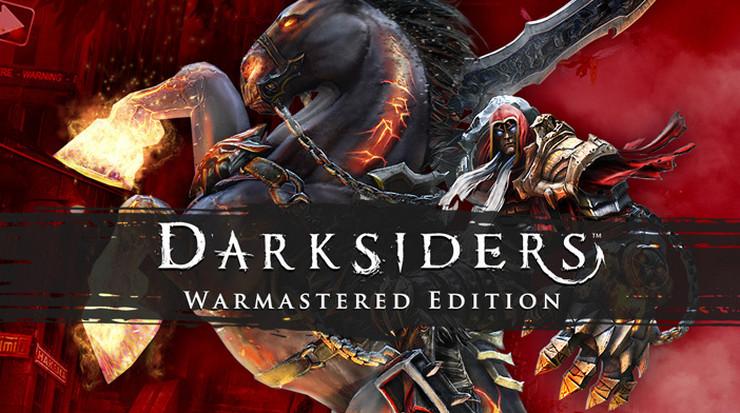 Darkiders Warmastered Edition