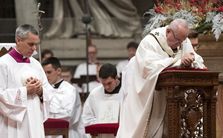 Proslava u Vatikanu