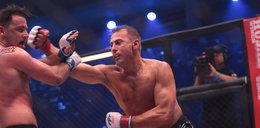 Udany debiut Piotra Świerczewskiego w MMA