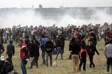 Gaza, sukob, EPA - MOHAMMED SABER