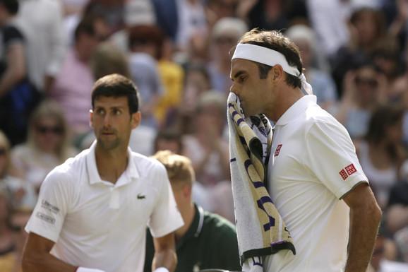 """OVO DELI NOVAKA OD ISTORIJE! """"Đoković može da stigne Federera, ali samo POD JEDNIM USLOVOM!"""""""