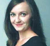 """Justyna Jóźwiak socjolog, doktor nauk społecznych, starsza specjalistka Krajowego Mechanizmu Prewencji Tortur w Biurze Rzecznika Praw Obywatelskich, autorka raportu """"Nieletni z niepełnosprawnością psychiczną i intelektualną w miejscach izolacji""""  fot. mat. prasowe"""