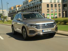 Volkswagen Touareg 3.0 TDI – samochód dla zamożnego ludu | TEST
