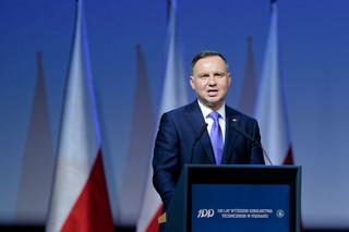 Duda: Ważne, aby polska nauka wspierała budowę nowoczesnego państwa