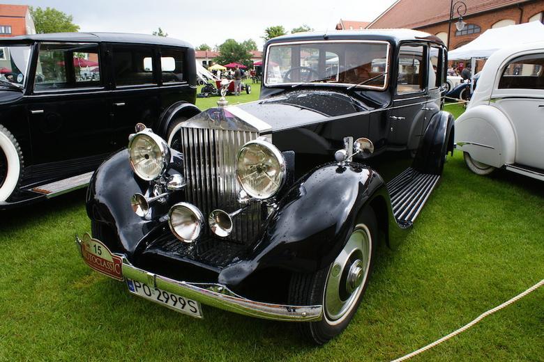 Rolls-Royce 2525 cabrio z 1934 r.