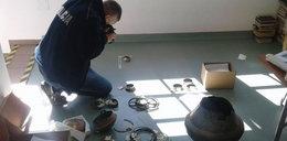 Policjanci odzyskali skarb sprzed 2800 lat! Jest wart fortunę
