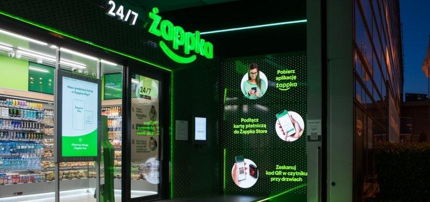 Ruszył Żappka Store! To pierwsza Żabka, w której... nie ma w ogóle obsługi!