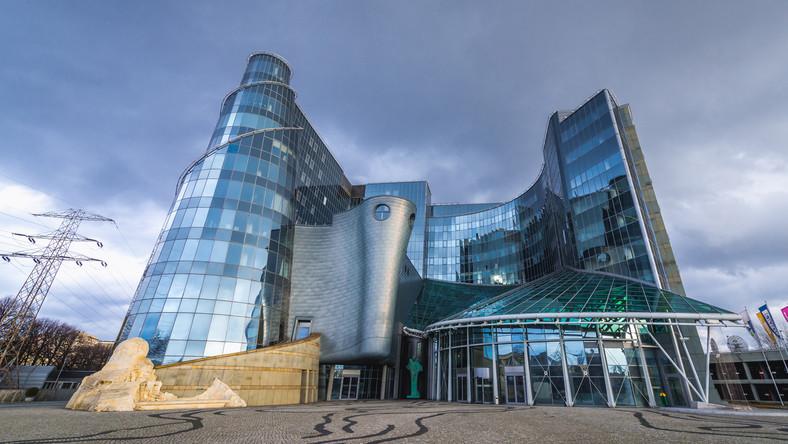 Siedziba TVP przy ulicy Woronicza w Warszawie