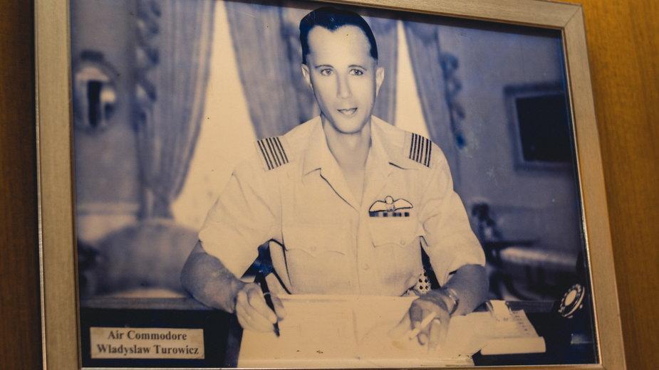 Władysław Turowicz - polski bohater Pakistańskich Sił Powietrznych