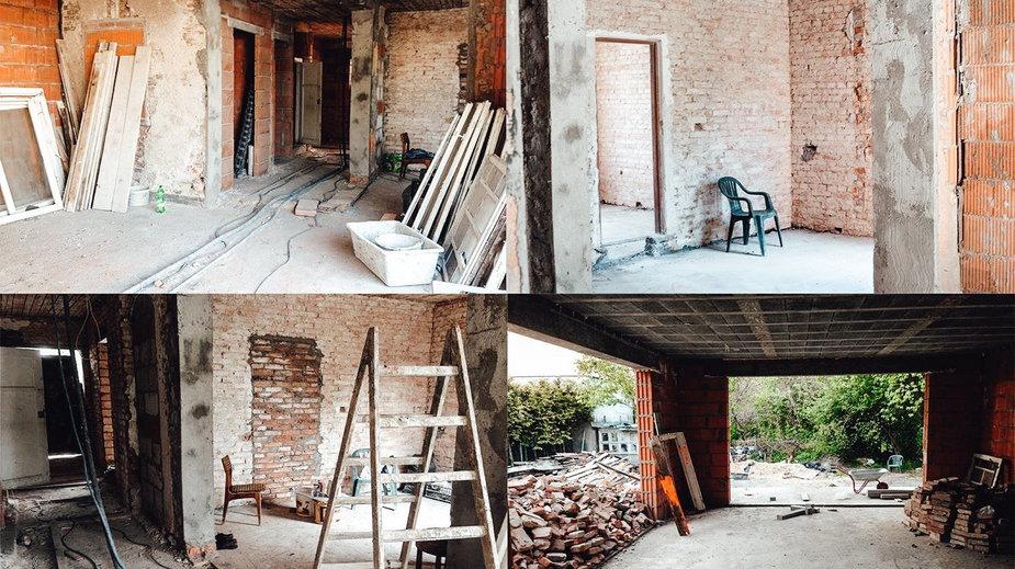 Największe grzechy polskich budowlańców