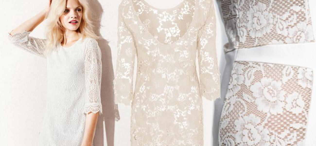 94ec1e674c Koronkowe sukienki - piękna gwarancja dziewczęcości