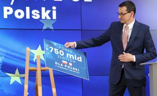 Morawiecki: Polska wraca ze szczytu UE jako wielki zwycięzca