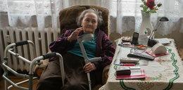 Seniorka oskarża opiekunkę: Kazała mi zdychać!