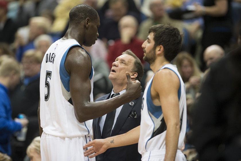 Dramat trenera i dyrektora klubu NBA Flipa Saundersa! To rak