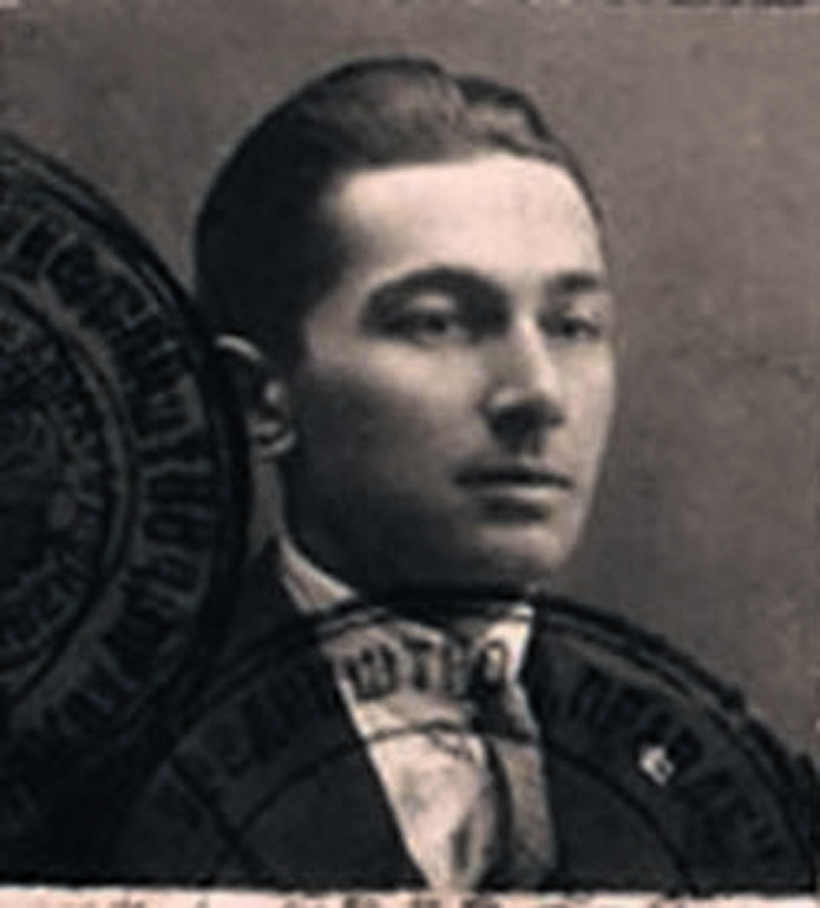 Živojin Pavlović, komunissta, kritičar Staljina