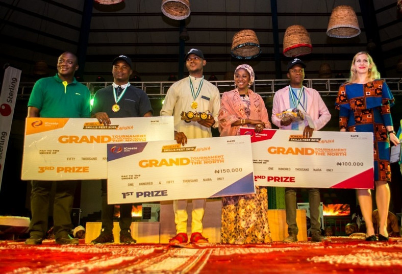 Sterling Bank celebrates skill champions of the north