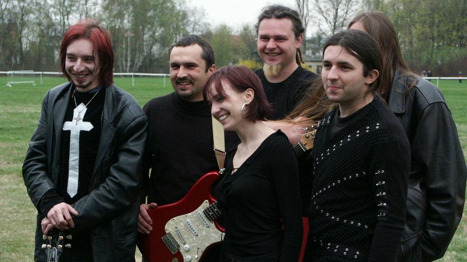 Zespół Łzy w 2003 roku