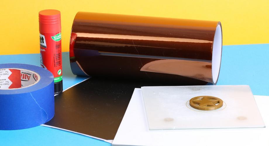 3D-Druckbetten: Bessere Haftung für Standard-Filamente