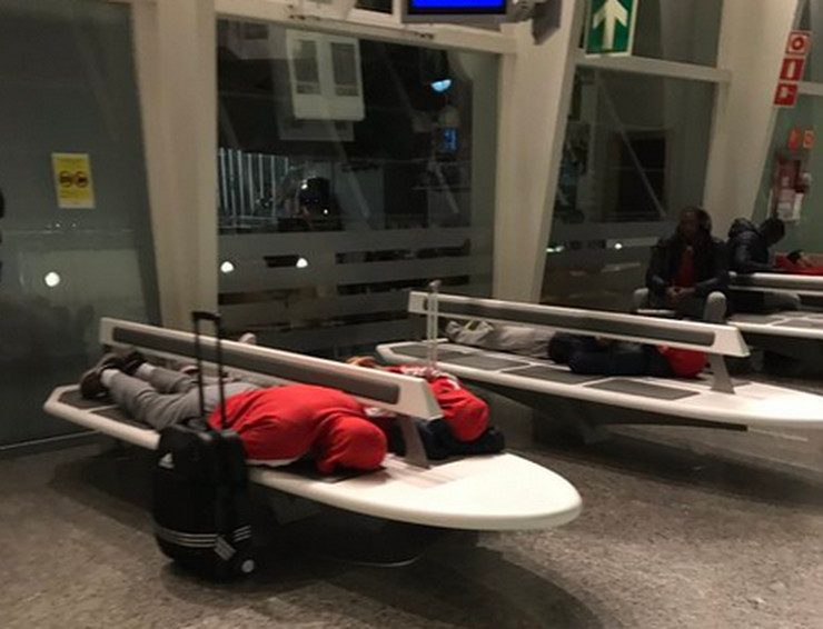 KK Zvezda aerodrom