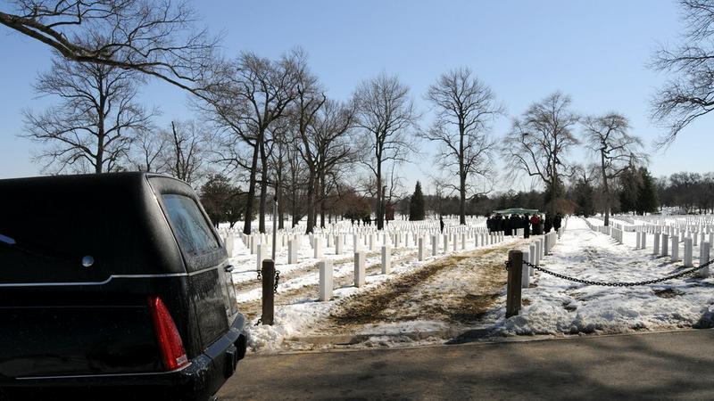 Pogrzeb bez wysiadania z samochodu?