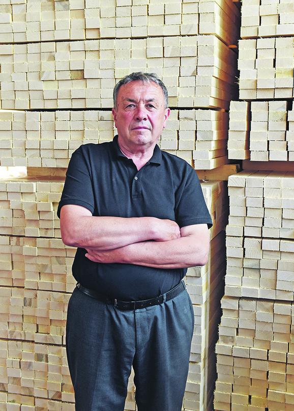 Zdravko Rajić temelje kompanije postavio je  1970. godine