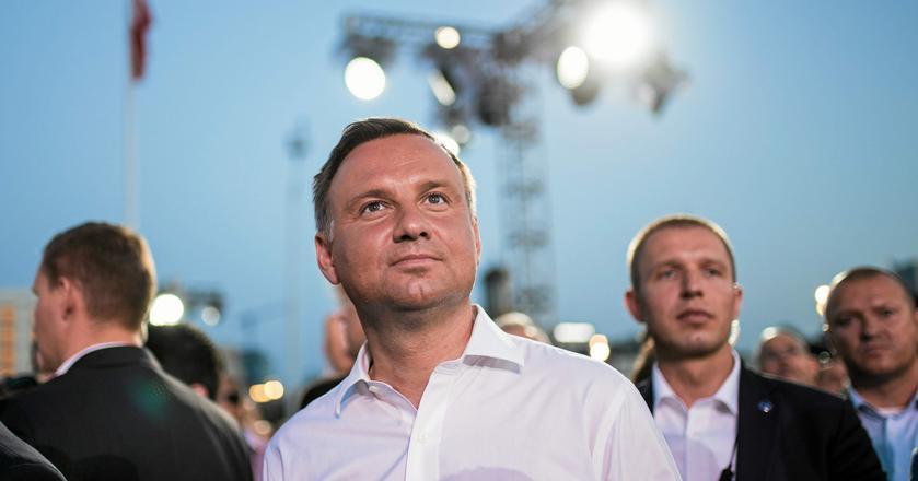 Andrzej Duda skierował do Sejmu własny projekt ustawy ws. frankowiczów