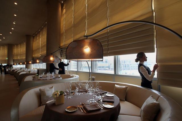 Restoran Armanijevog hotela u Dubaiju