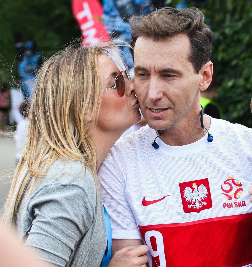 Karolina Ferenstein-Kraśko i Piotr Kraśko