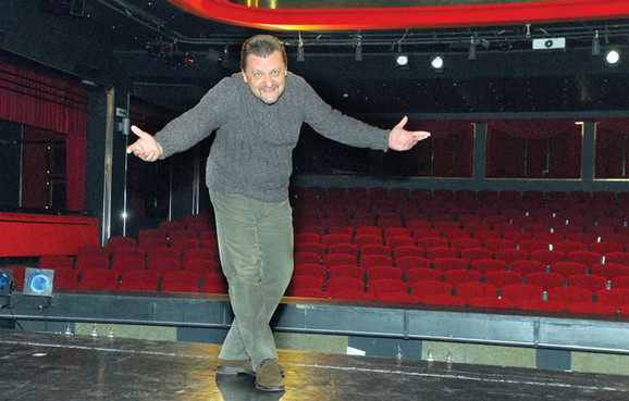 Dragan Vujić Vujke, umetnički direktor festivala