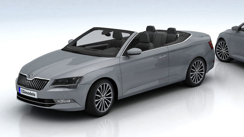 Skoda Superb CC
