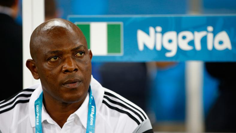 Ex Super Eagles coach died of a heart attack.