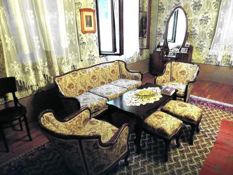 Kuća je otvorena za posetioce