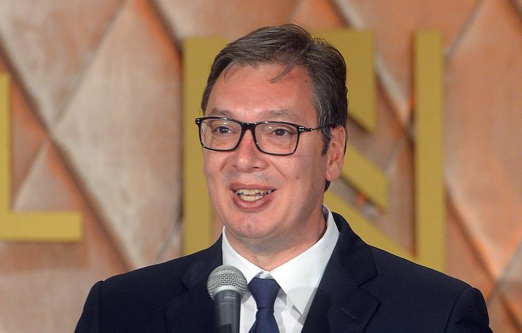 Aleksandar Vučić u Nišu