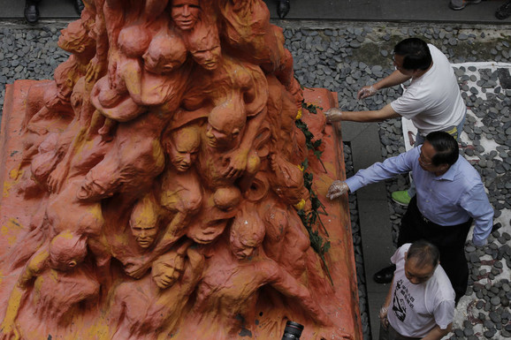 Spomenik žrtvama na Tjenanmenu
