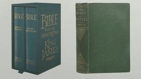 Biblia najbardziej wpływową książką wszech czasów wg Brytyjczyków