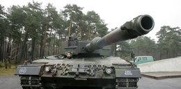 Czapka-niewidka dla polskich czołgów? To możliwe!