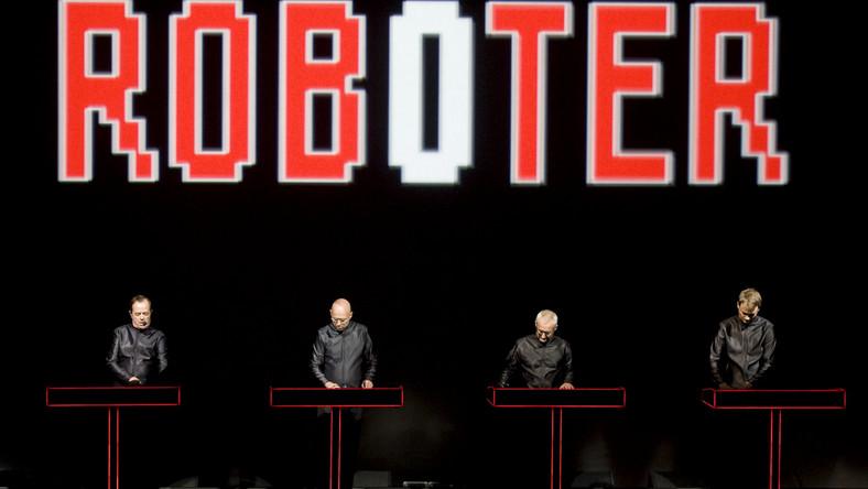 Kraftwerk zagra na Malta Festival Poznań 2013