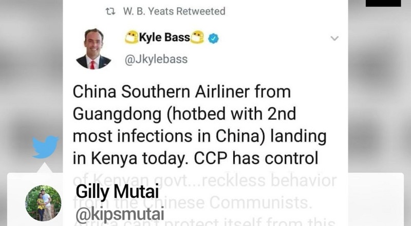 fb/KQ Suspends Employee Who Shared Viral Video of China Plane (1)