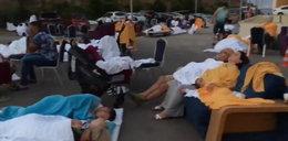 Silne trzęsienie ziemi w Europie. Hotelowi goście spali pod gołym niebem