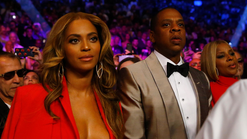 Beyonce Knowles i Jay Z