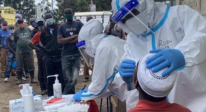 Free Coronavirus mass testing
