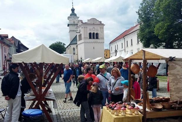 Spiska Sobota - Jarmark na rynku