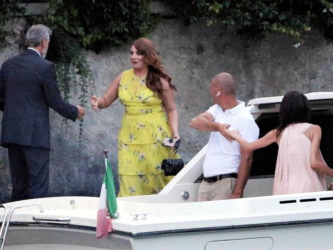 Amal i Džordž Kluni PONOVO ČEKAJU BLIZANCE - pisalo se i da se razvode, a onda BUM?
