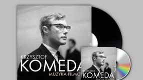 Muzyka filmowa Krzysztofa Komedy na CD i winylu