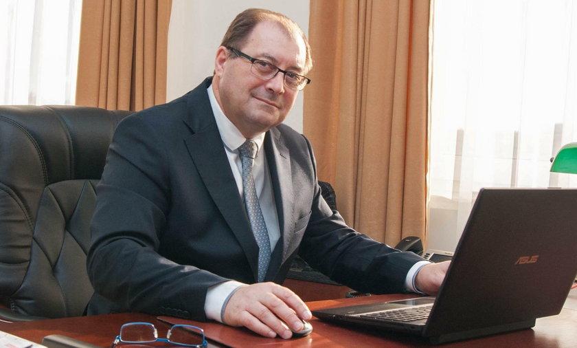 Główny Inspektor Pracy Wiesław Łyszczek zrezygnował z funkcji