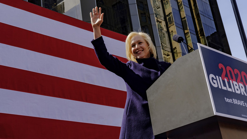 Gillibrand raised $3 million in Q1 of 2020 run, campaign says