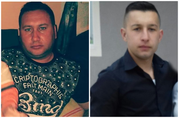 Jastreb Asanović i Ivan Ronić
